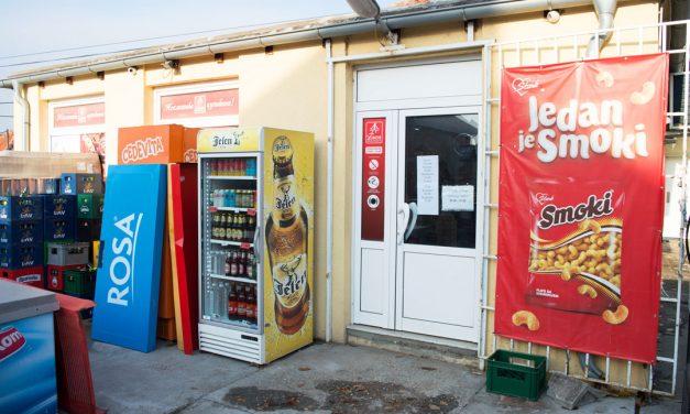Bisa Market 5 Kovačićevo