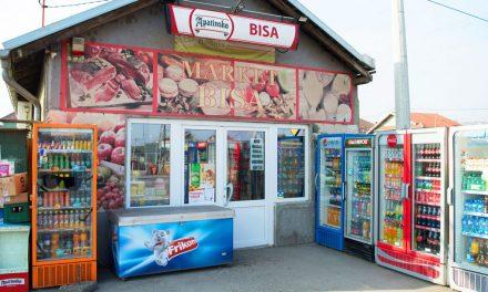 Bisa Market 3 II Lipska rampa